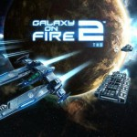 Galaxy on fire banner
